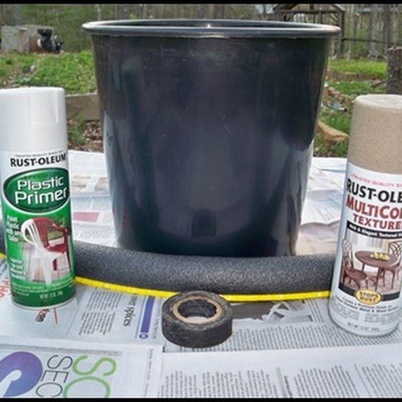 Tipsy Pot Planter Stone Planters Plastic Planters Planters