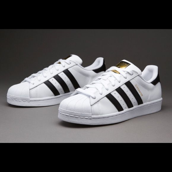 Adidas superstars Authentic. Never worn before. Adidas Shoes Athletic Shoes