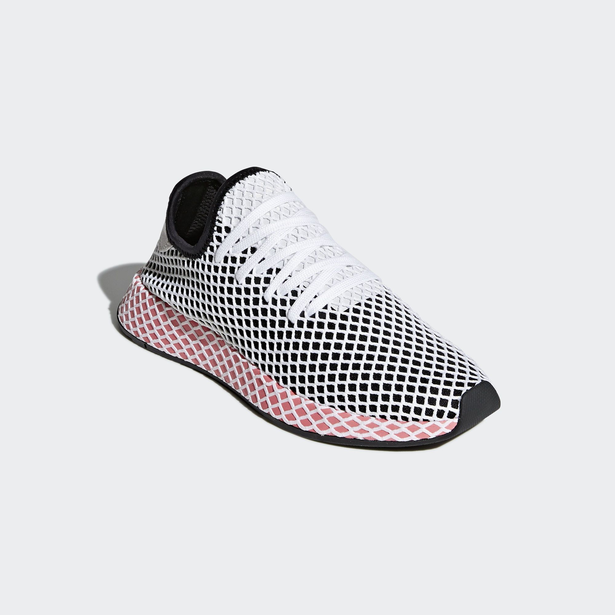 best service ddd94 22d4c adidas Deerupt Runner Shoes - Black  adidas US