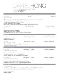 The Power Of Good Design Blog Entry   Design Resume