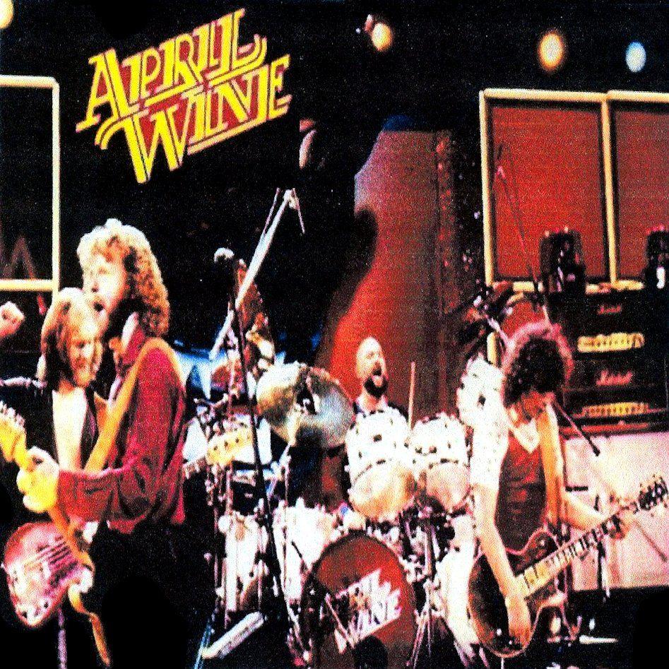 April Wine 1980 Live In Reading University
