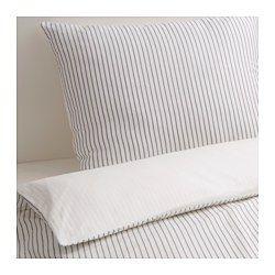 ikea sengetøj Påslakan hjälper dig förnya sovrummet   IKEA | ROOM IE | Pinterest  ikea sengetøj