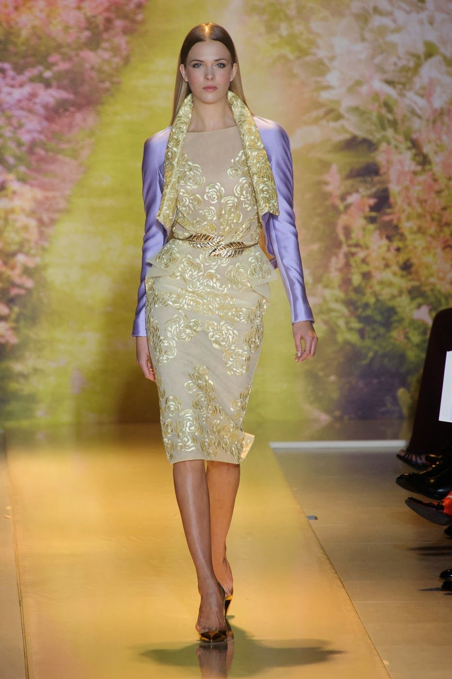 Fashion Show: Zuhair Murad Spring/Summer 2014 Haute Couture | 3 часть