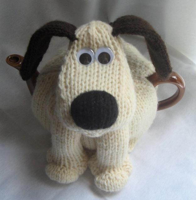 Looking for your next project youre going to love dog tea cosy by dog tea cosy by rian anderson knitting pattern dt1010fo