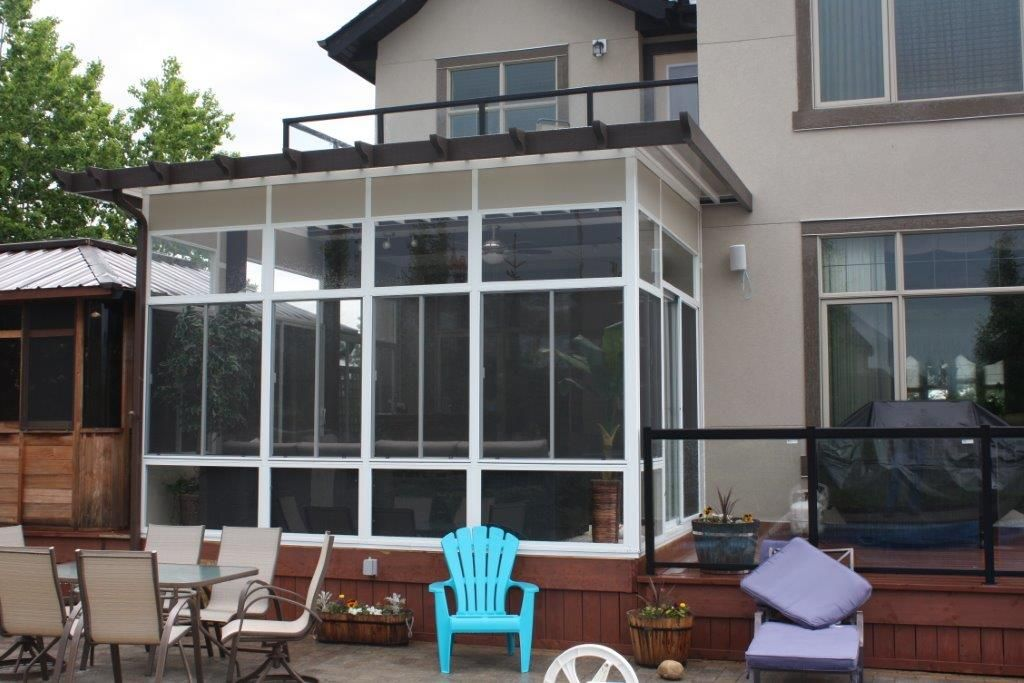 calgary decks showroom for sunrooms patio covers vinyl windows