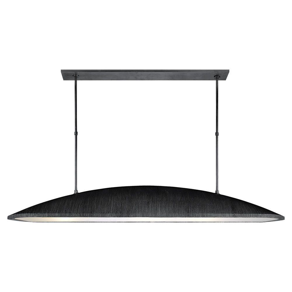 Kelly Wearstler S New Collection Brings Modern Comfort To: Utopia Large Linear Pendant