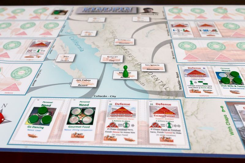 The art and craft of making board games for the CIA