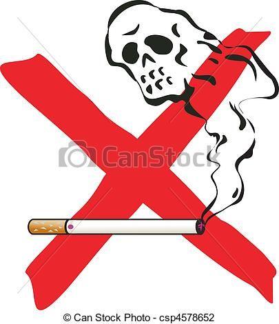 Resultado de imagen para dibujos del no fumador  no fumar