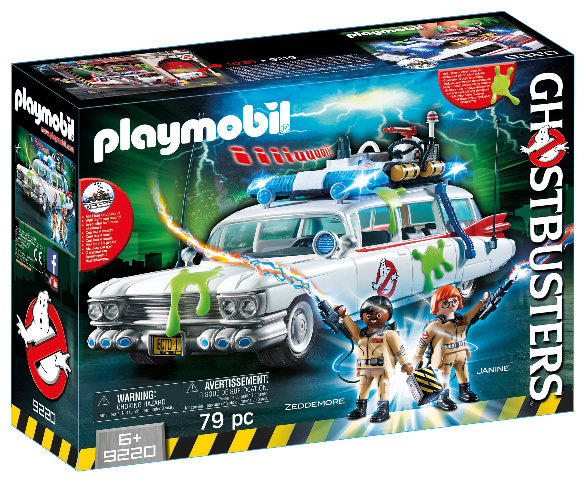 Playmobil s New Ghostbusters Toys Are So Great You ll Wish You Had