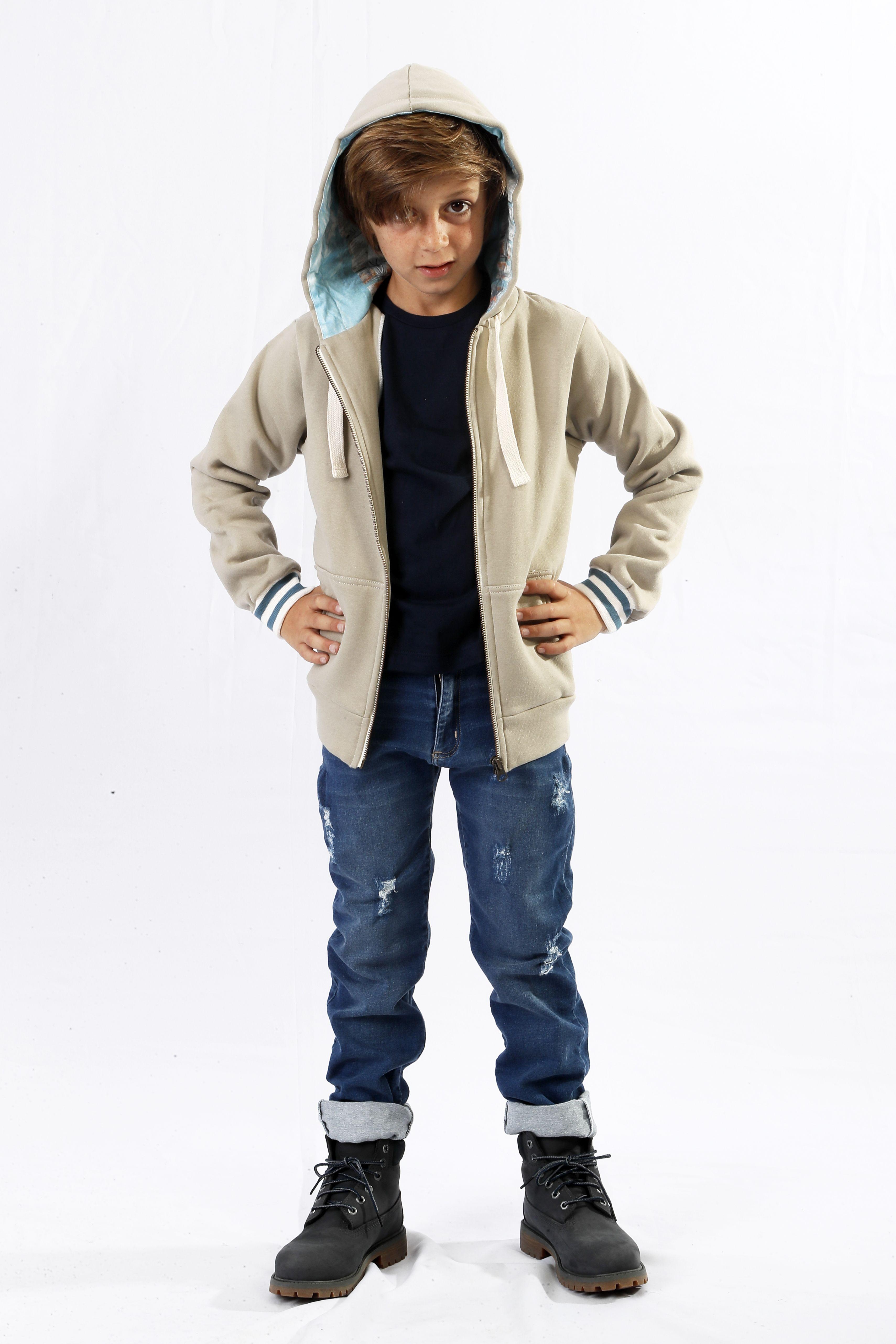 515ad5d50 Ropa de niños   niñas 4 a 12 años Stai Zitta Moda Lookbook canguro invierno