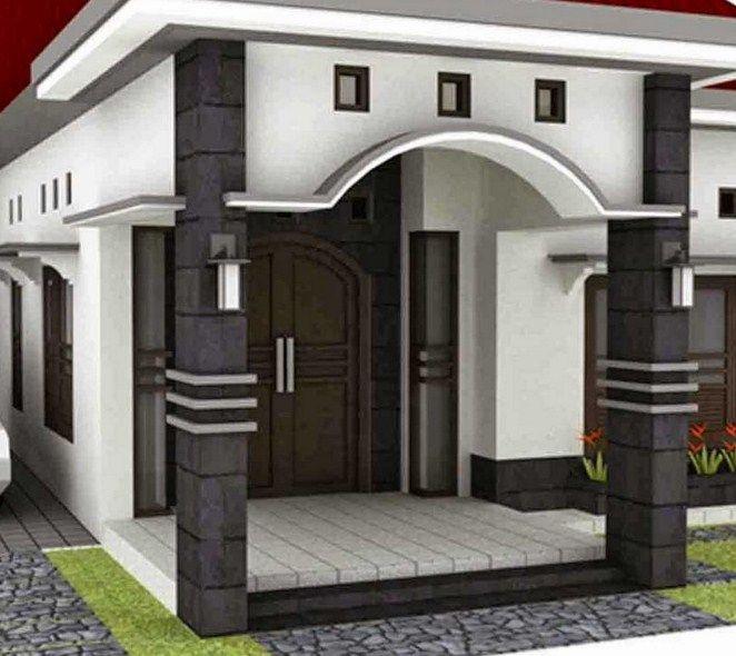 21 Gambar Teras Minimalis Paling Keren 2017 Rumah Minimalis Desain Eksterior Rumah Desain Rumah Kecil Eksterior Rumah Modern