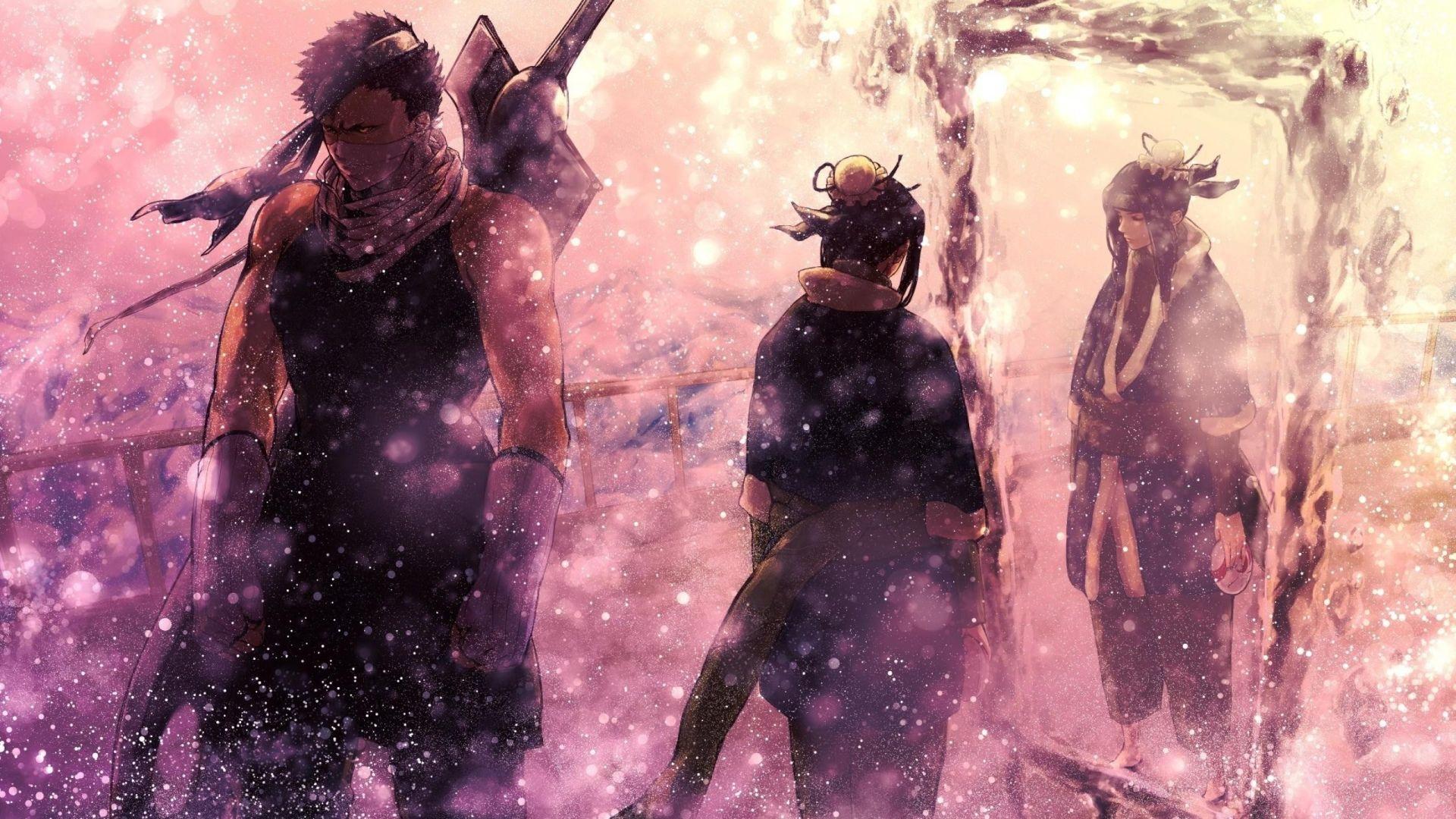 Anime Naruto Haku Naruto Zabuza Momochi Wallpaper Naruto Images Anime Naruto Naruto