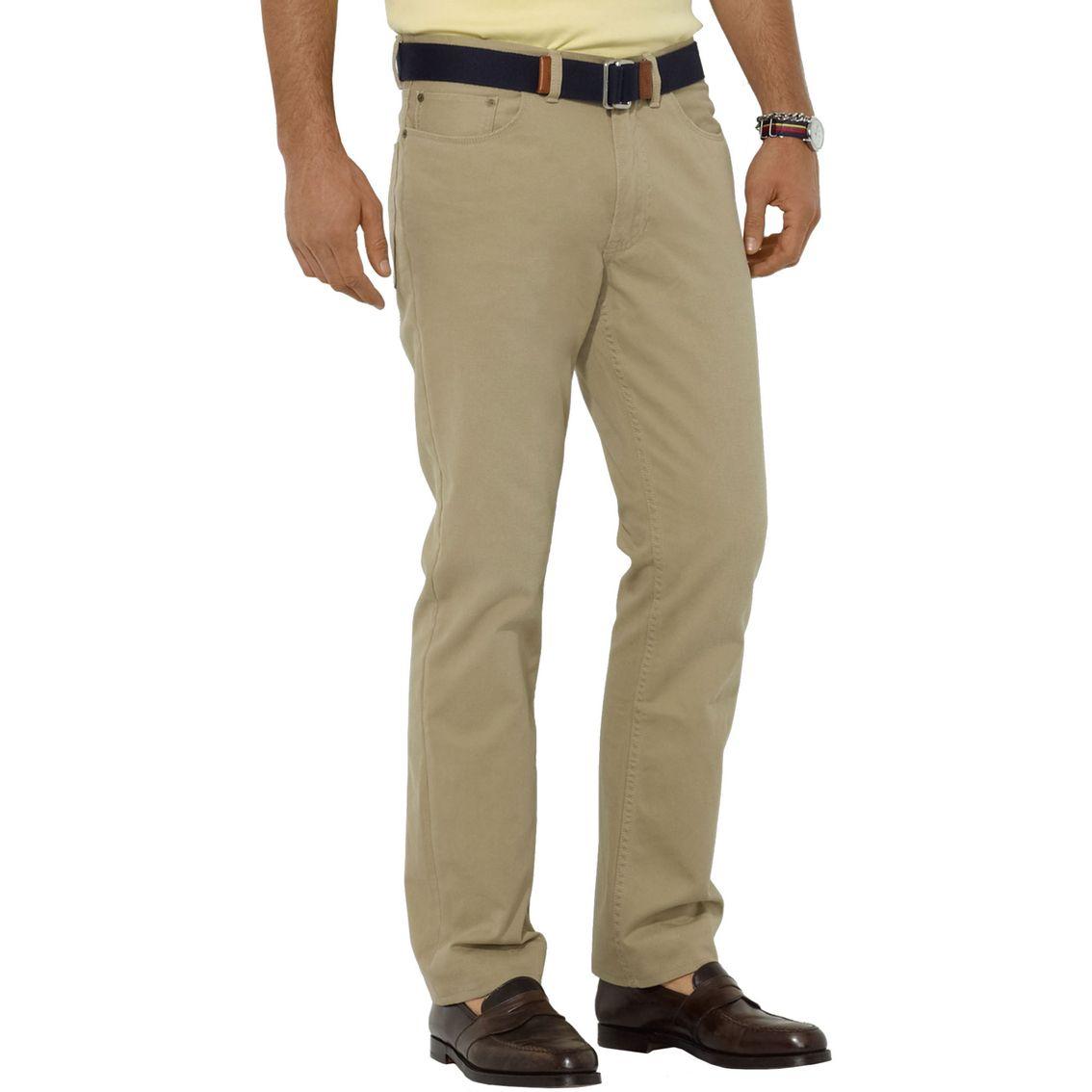Polo Ralph Lauren Straight Fit 5 Pocket Chino Pants Pants Apparel Shop The Exchange Core Pants Chinos Pants Polo Ralph Lauren
