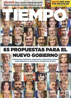 TIEMPO  nº 1727 (18-22 decembro 2015)