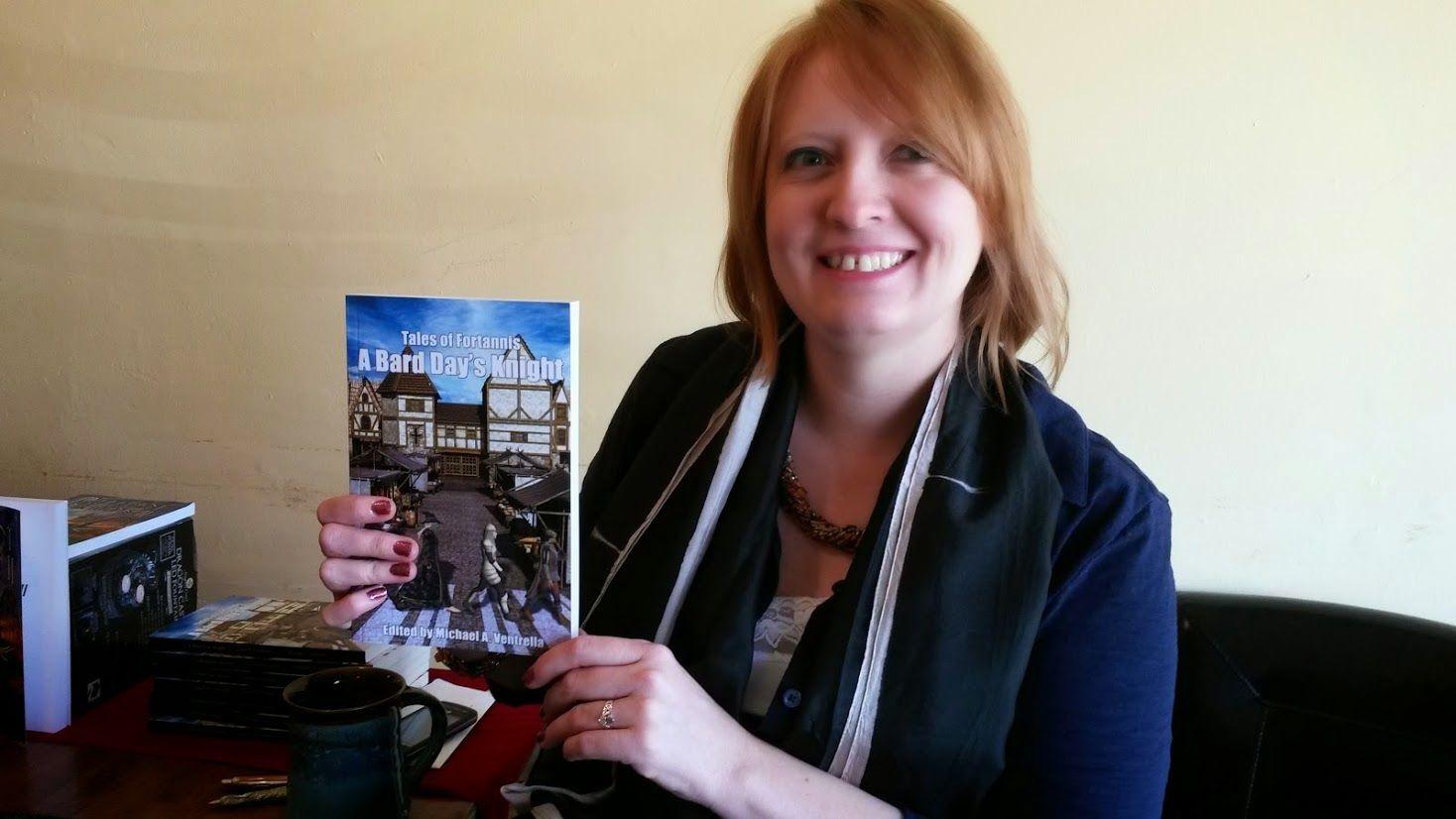 Gilbert Curiosities: Author Christine Hardy at the Book Aslyum