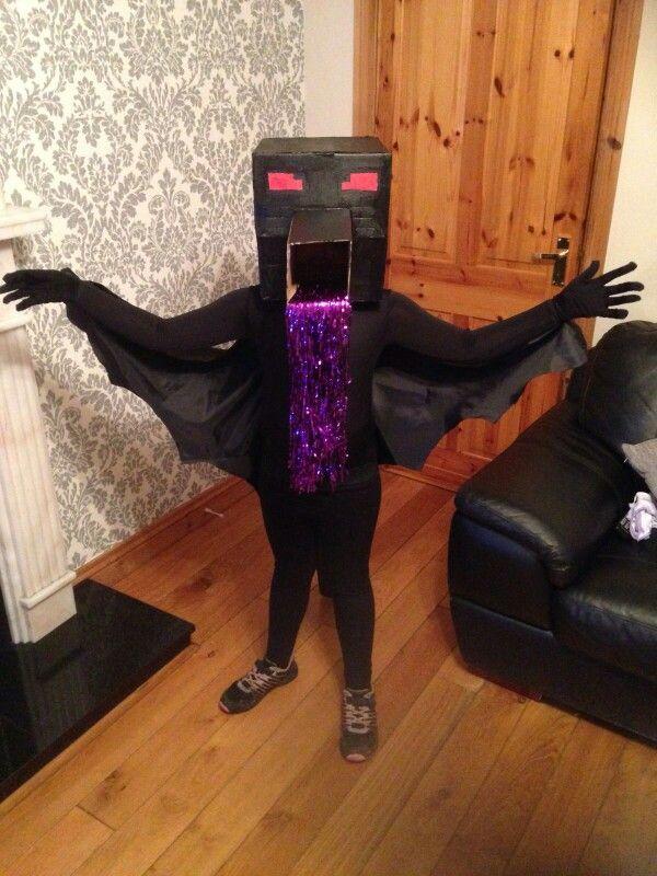 Ender Dragon Minecraft | cawstume | Pinterest | Costumes ...