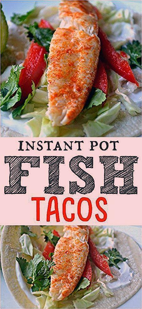 Pot Fish Tacos