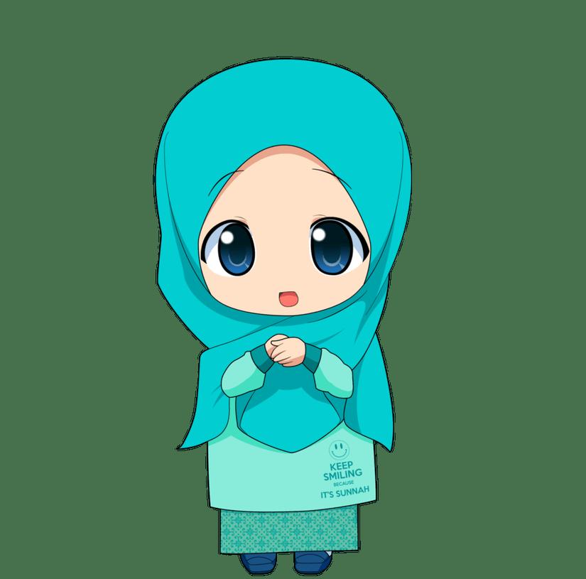 500 Gambar Kartun Muslimah Terbaru Kualitas Hd 2018 Wallpaper In