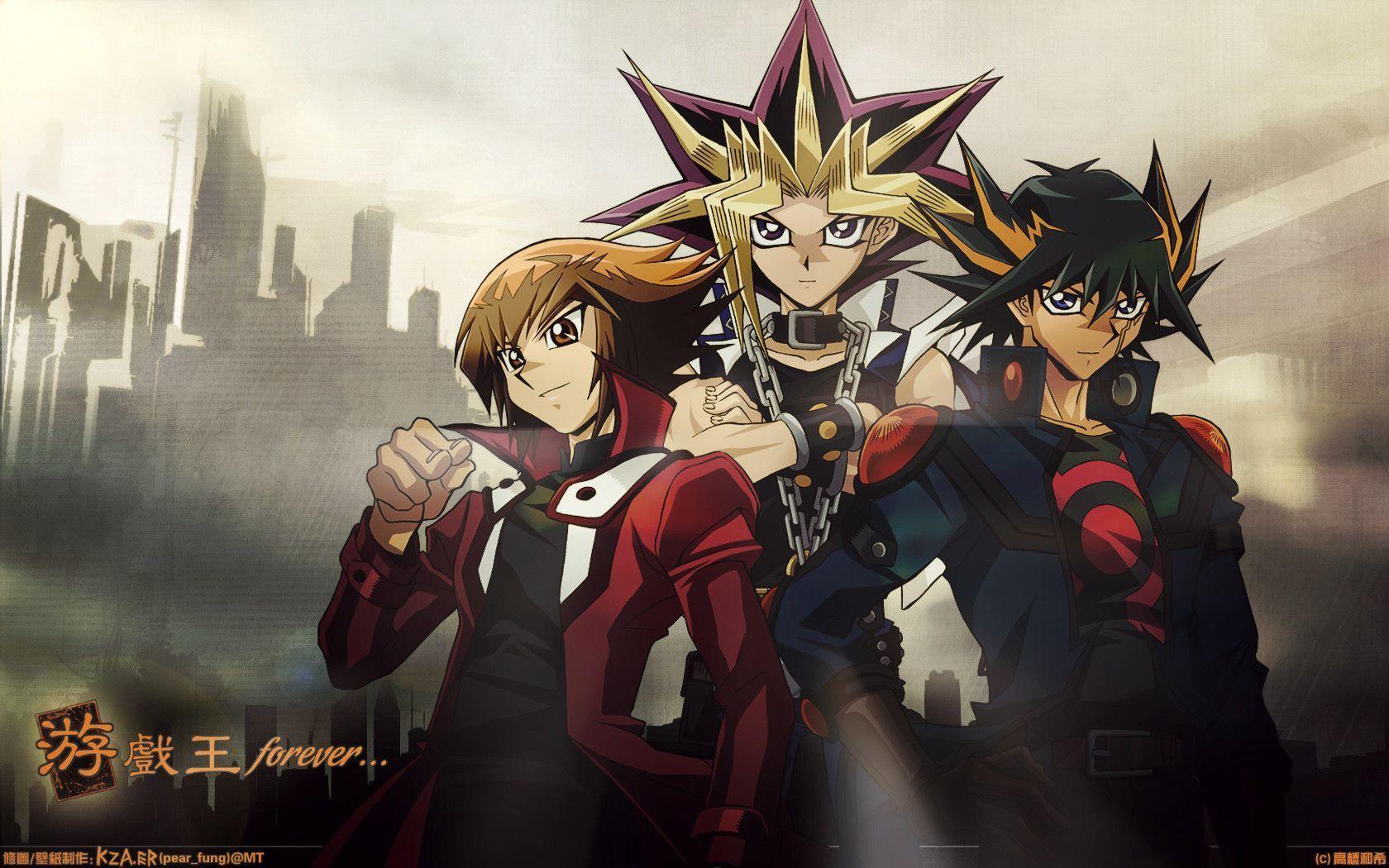 Yugioh Wallpaper Hd Jpg Yugioh Anime Anime Kingdom