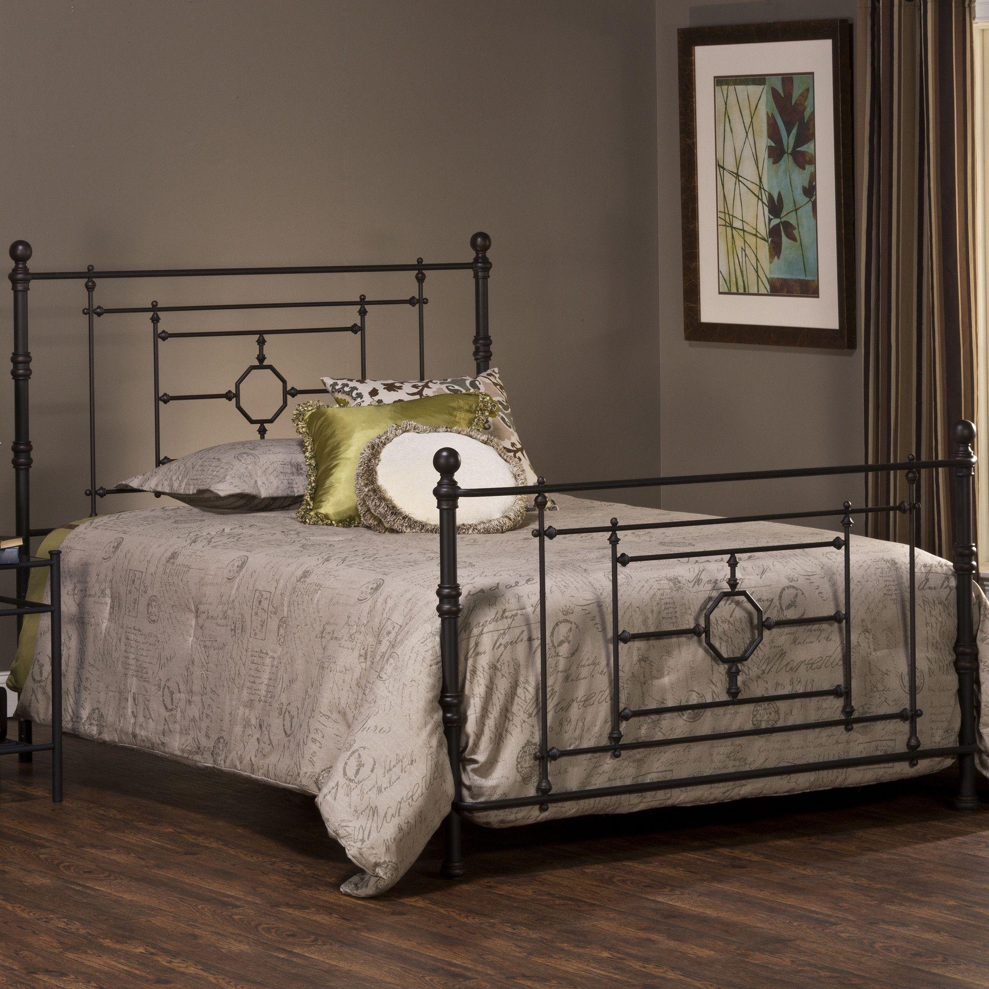 Hillsdale Cameron Metal Bed   Wayfair   Welding Project Ideas ...