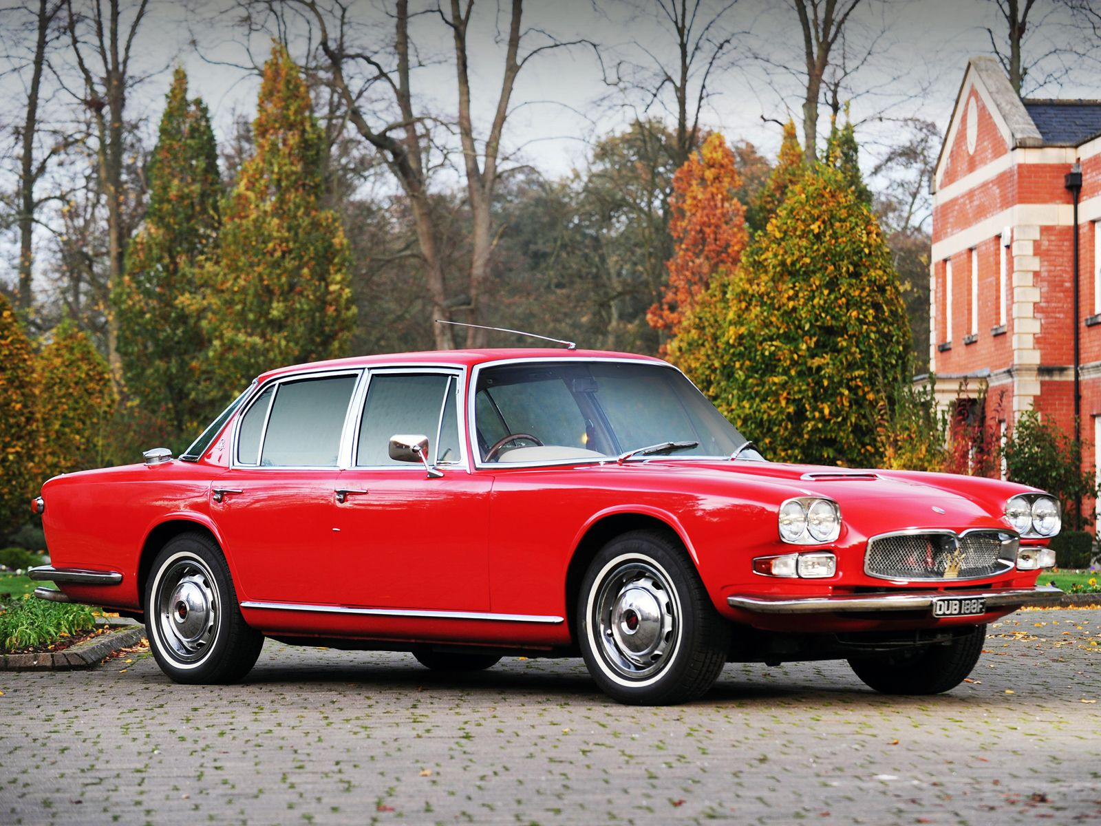 Maserati Quattroporte Series II Auto da sogno