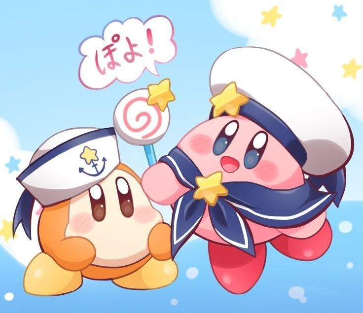 Pin by San Partizanne on Kirby Kirby character, Fandoms