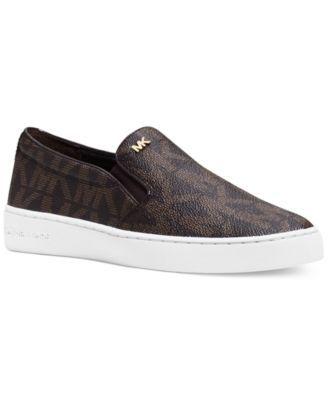 b03c4c01a333 MICHAEL KORS Michael Michael Kors Keaton Slip On Sneakers.  michaelkors   shoes   all women