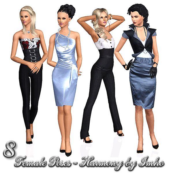 sims 3 poses - Buscar con Google | Sims 3 CC Clothing | Pinterest