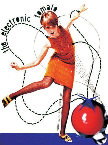 La chica del tomate