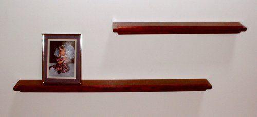 Floating Shelf 36 W X 4 D Dark Cherry Woodform Http