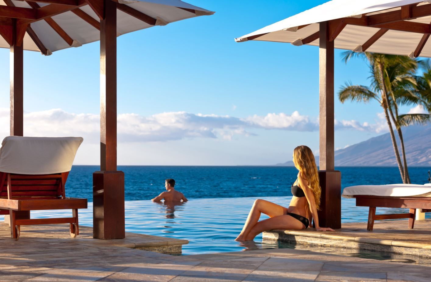 This This is where we want to be Wailea Beach Marriott