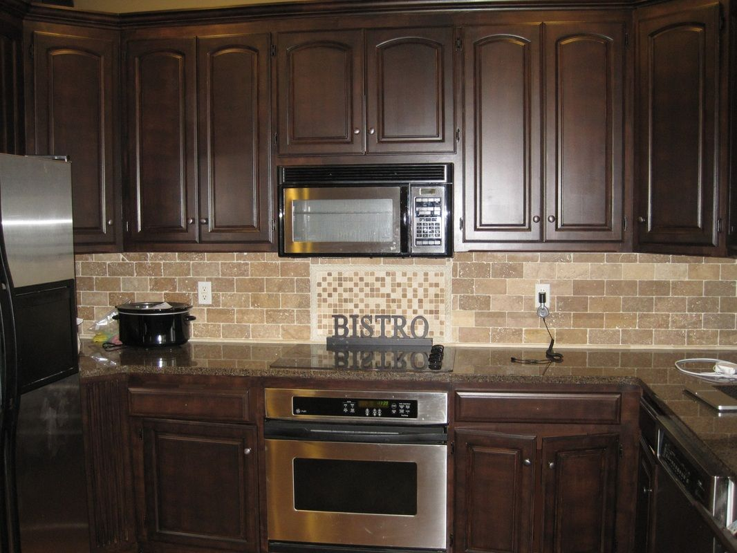 black pickled cabinets | Project Photos - Kitchen and ...