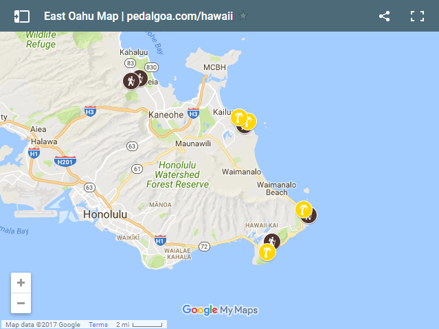 EAST OAHU ACTIVITIES GUIDE :: Best things to do on east side of Oahu ...