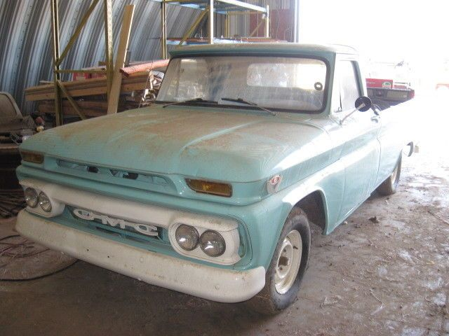 Chevrolet Trucks Kijiji: 1964 GMC 1/2 TON V6 Big Block