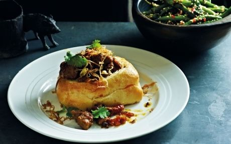 New-style Bunny Chow