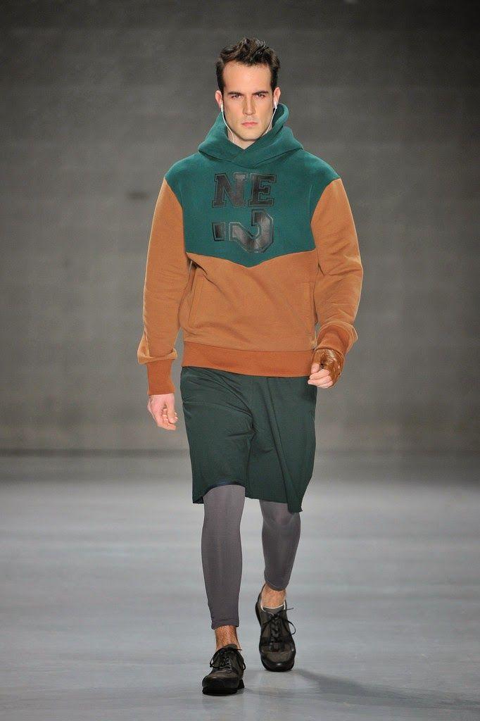 Male Fashion Trends: Niyazi Erdogan Autumn-Winter 2014   Mercedes-Benz Fashion Week Estambul