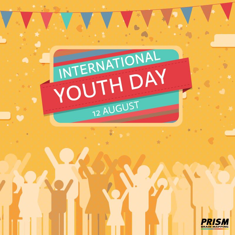 Internationalyouthday Is Being Celebrated Today Youthpower Is Only Power That Can Turn World Into Most P With Images International Youth Day Youth Day International Day