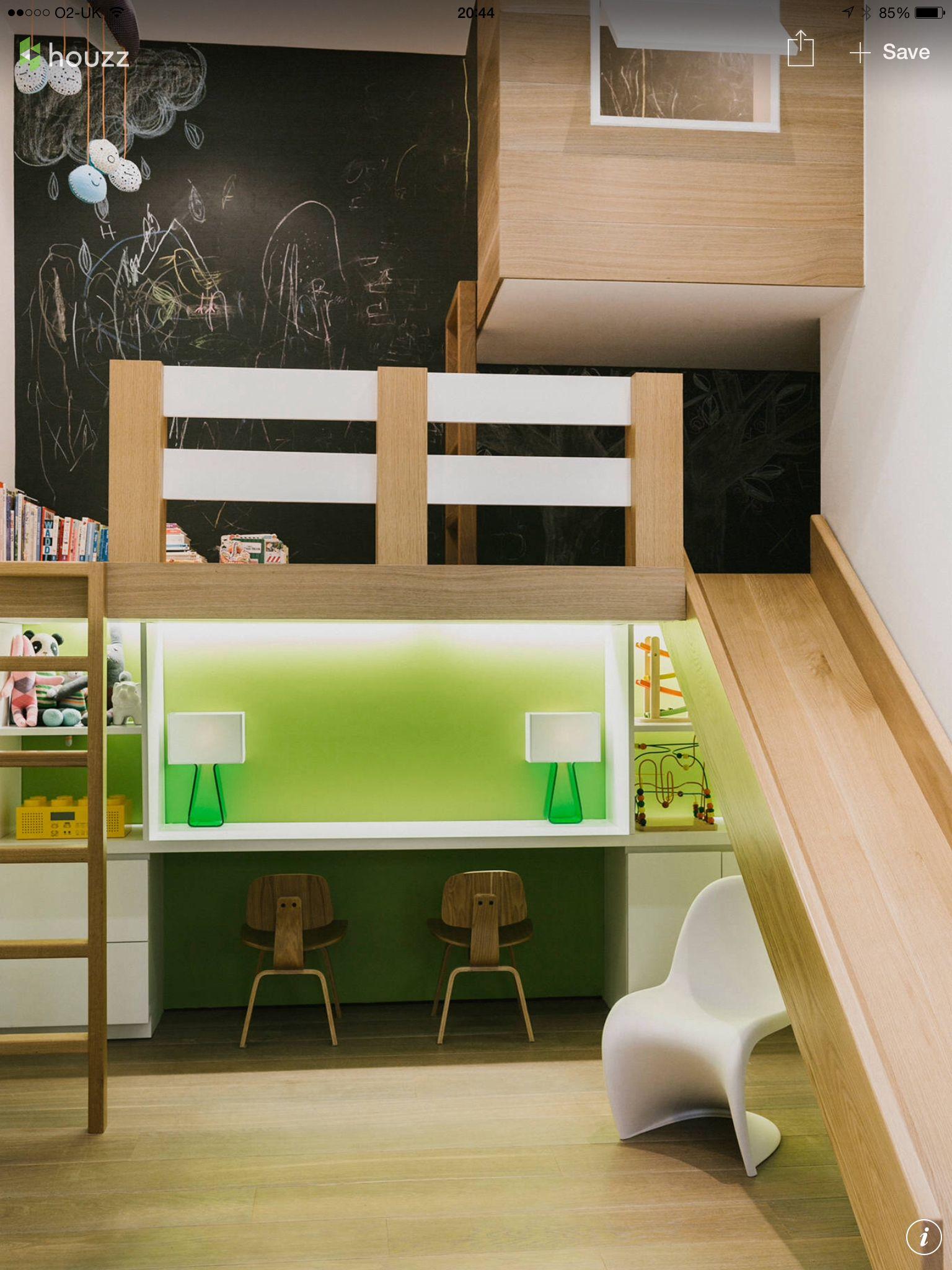 Loft bed ideas boys  Kids playroom  Bedroom  Pinterest  Playrooms Kids rooms and Room
