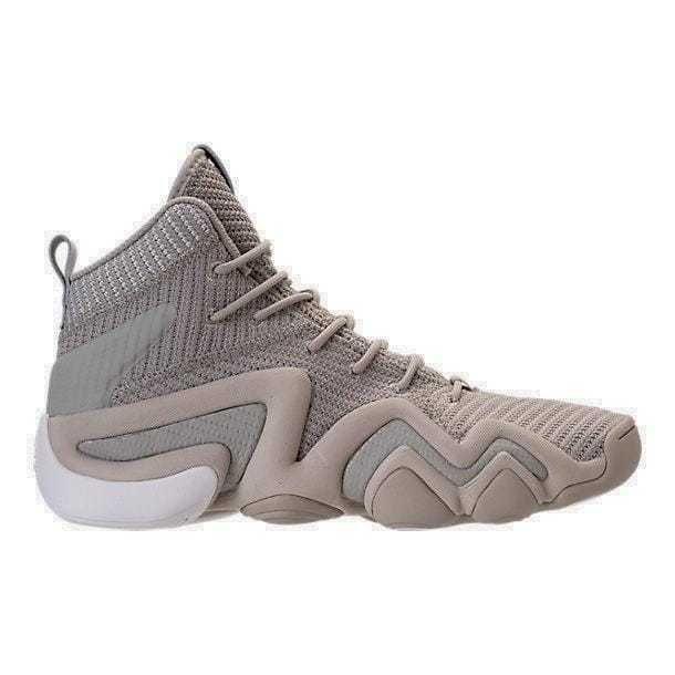 detailing ca8cb 91b08 Mens adidas Crazy 8 ADV Primeknit Basketball Shoes SeasameWhite BY3603  KHK adidas sneakersformen
