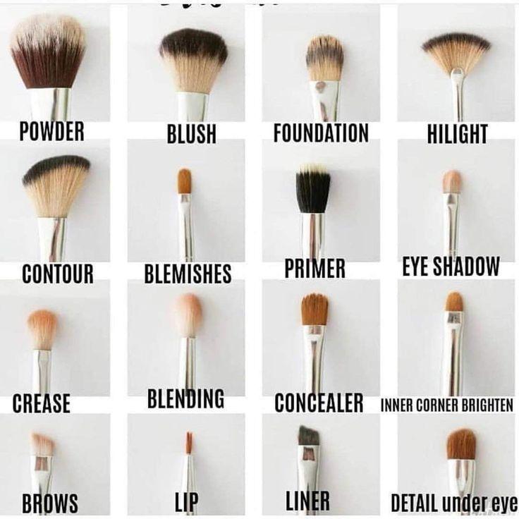 MakeupTipps für Anfänger BeautyTipps  Makeup Pinselführung  wie man das