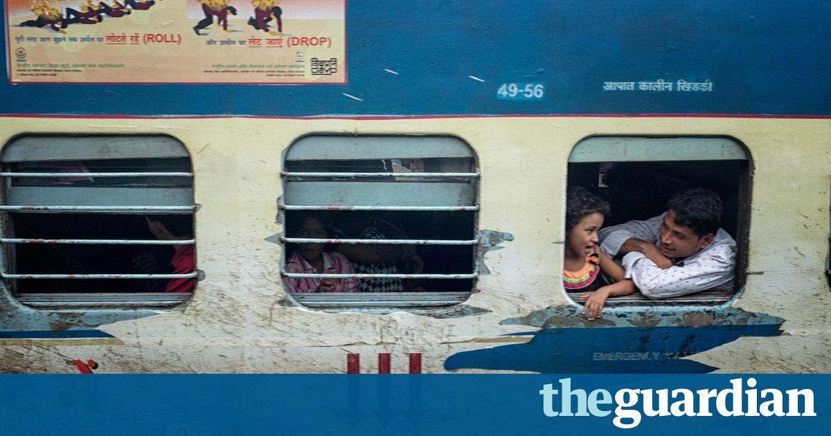 It's what happens inside the train that's just as important! ... https://www.theguardian.com/travel/2016/nov/10/great-rail-train-journeys-of-the-world-readers-travel-trips #Guardian #Travel #Train-journey