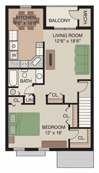 Severgn apartments saxony floor plan bed bath sq ft also rh pinterest