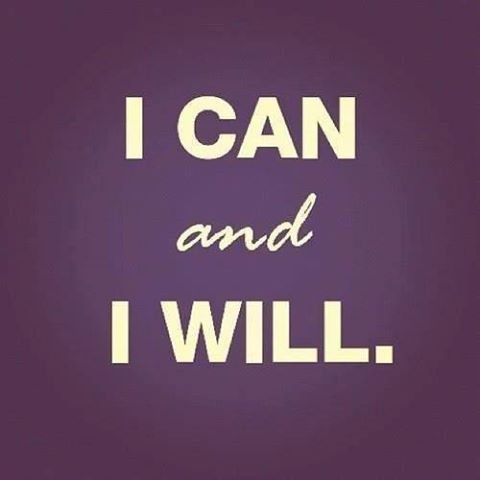 When we are submitted to His will for our lives...we can accomplish anything in accordance with that will!