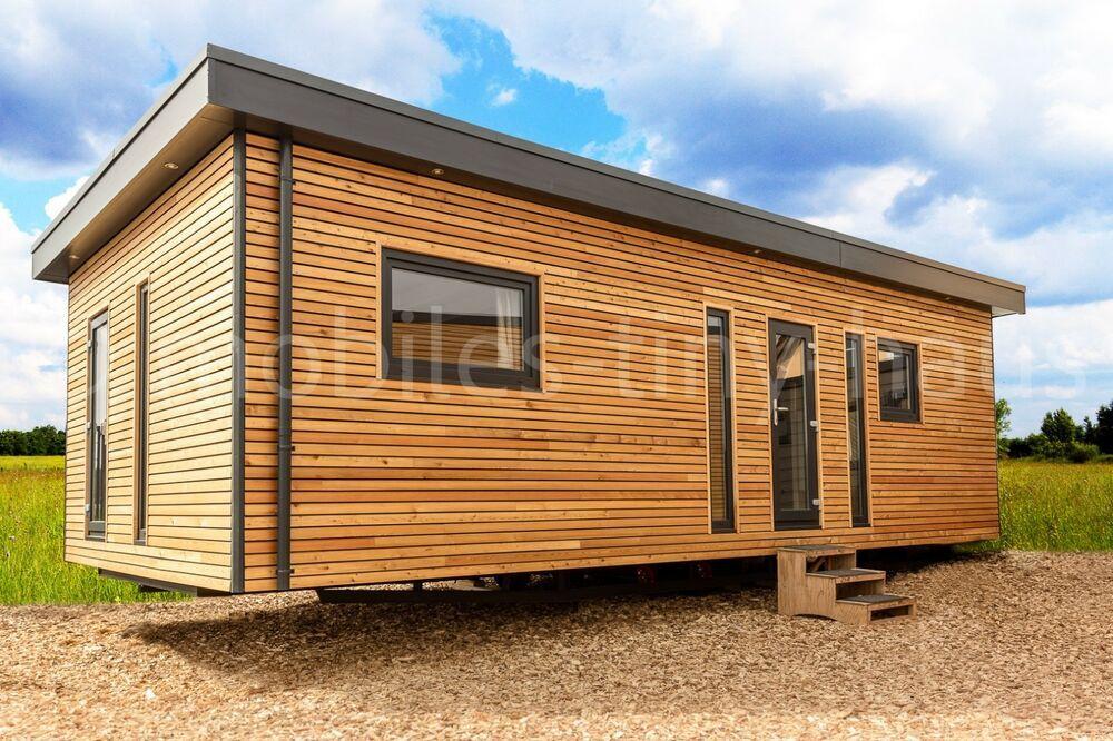 Holzhaus/Mobilheim/Fertighaus/Mobiles Haus/Mobilhome