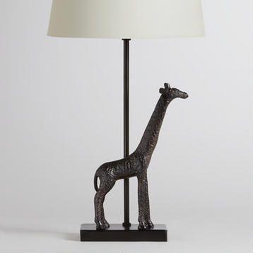 Giraffe Accent Base