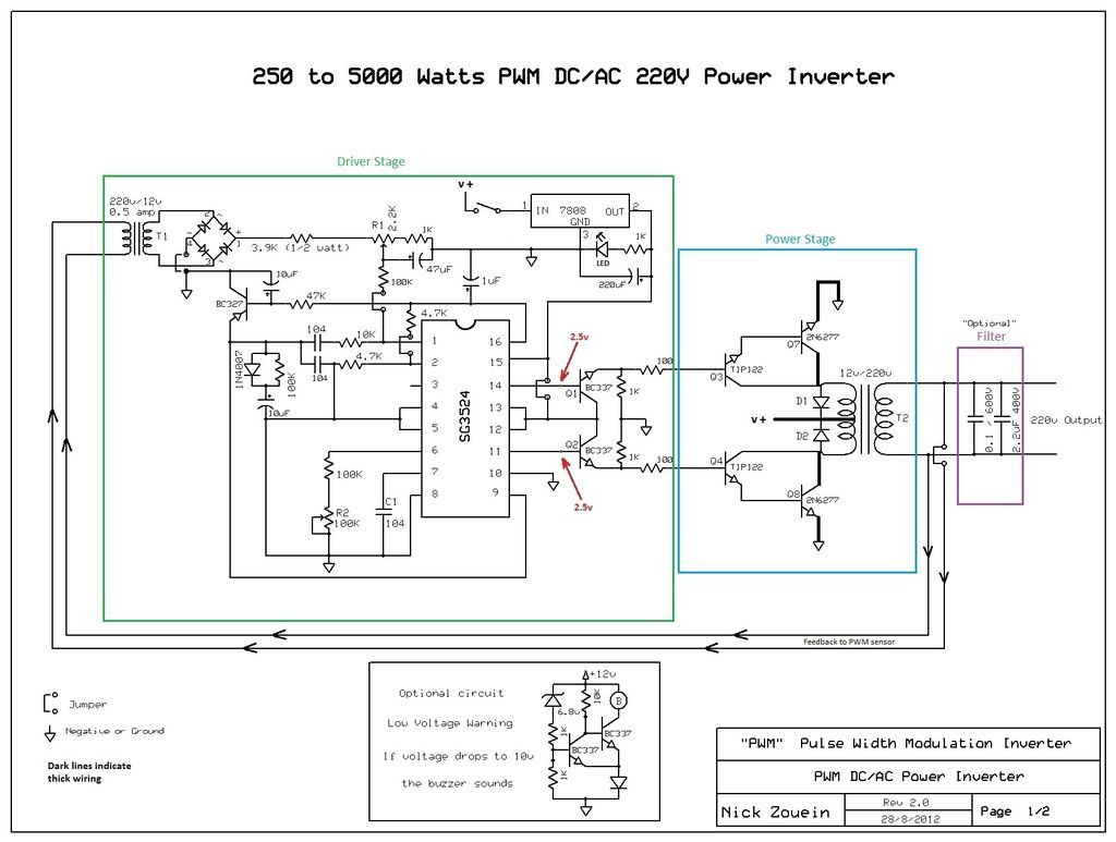 Build a 250 to 5000 watts pwm dcac 220v power inverter krag en nonstop free electronic circuits project diagram and schematics 250 to 5000 watts pwm dcac power inverter asfbconference2016 Choice Image