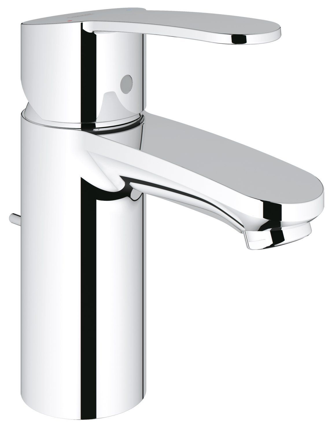 Grohe Robinet De Lavabo Eurostyle Cosmopolitan Corps Lisse Bec