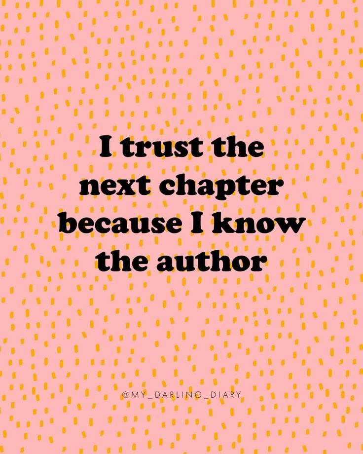 My Faith Diaries: The Next Chapter - The Darling Detail