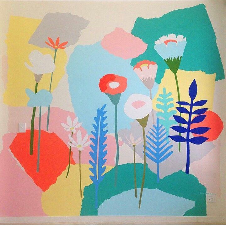 Beneath the sun wall mural Abstracto Pinterest Diseños en