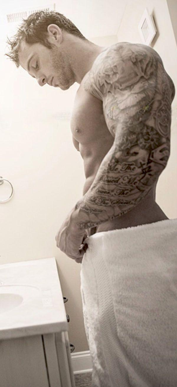 Drop the towel...it s ok I won t look....Ok just a peek......